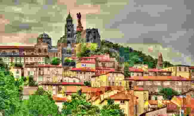 Le Puy-en-Velay, France (Shutterstock)