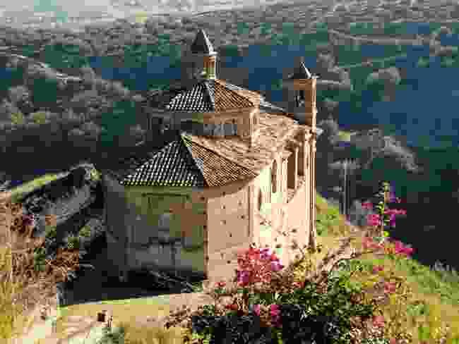 Soak up history (Associazione Cammino Basiliano - www.camminobasiliano.it)