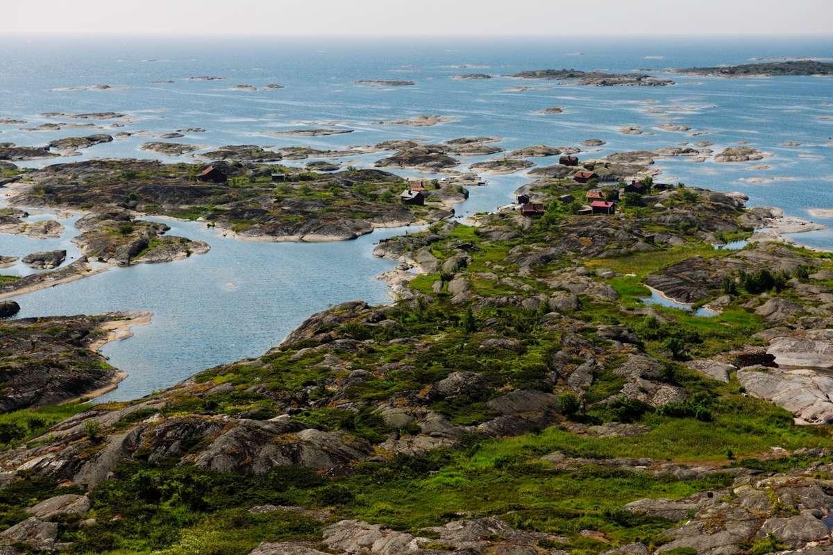 The Stockholm archipelago, Sweden (Mattias Klum)
