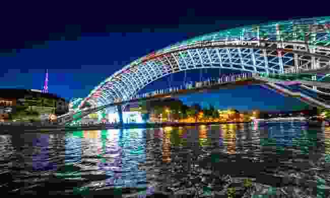 The Peace Bridge (David Tabagari)