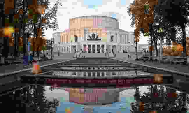 The Bolshoi Theatre of Belarus (Shutterstock)