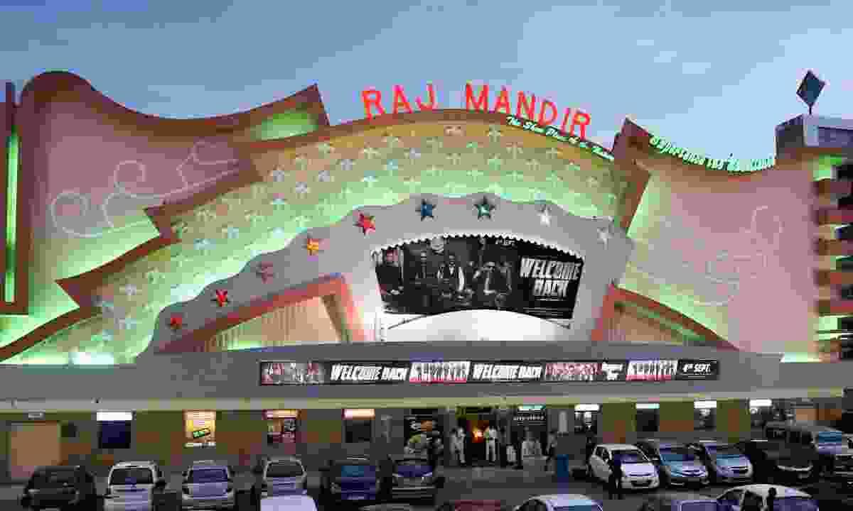 Raj Mandir cinema in Jaipur (Shutterstock)