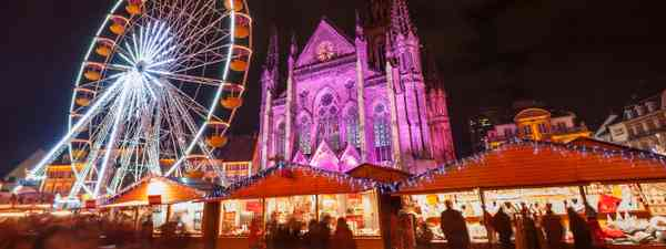 The best Christmas markets in France (Shutterstock)