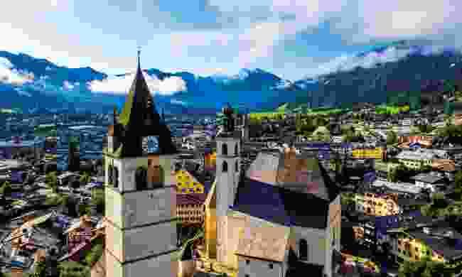 Celebrate a festival in Kitzbühel (Shutterstock)