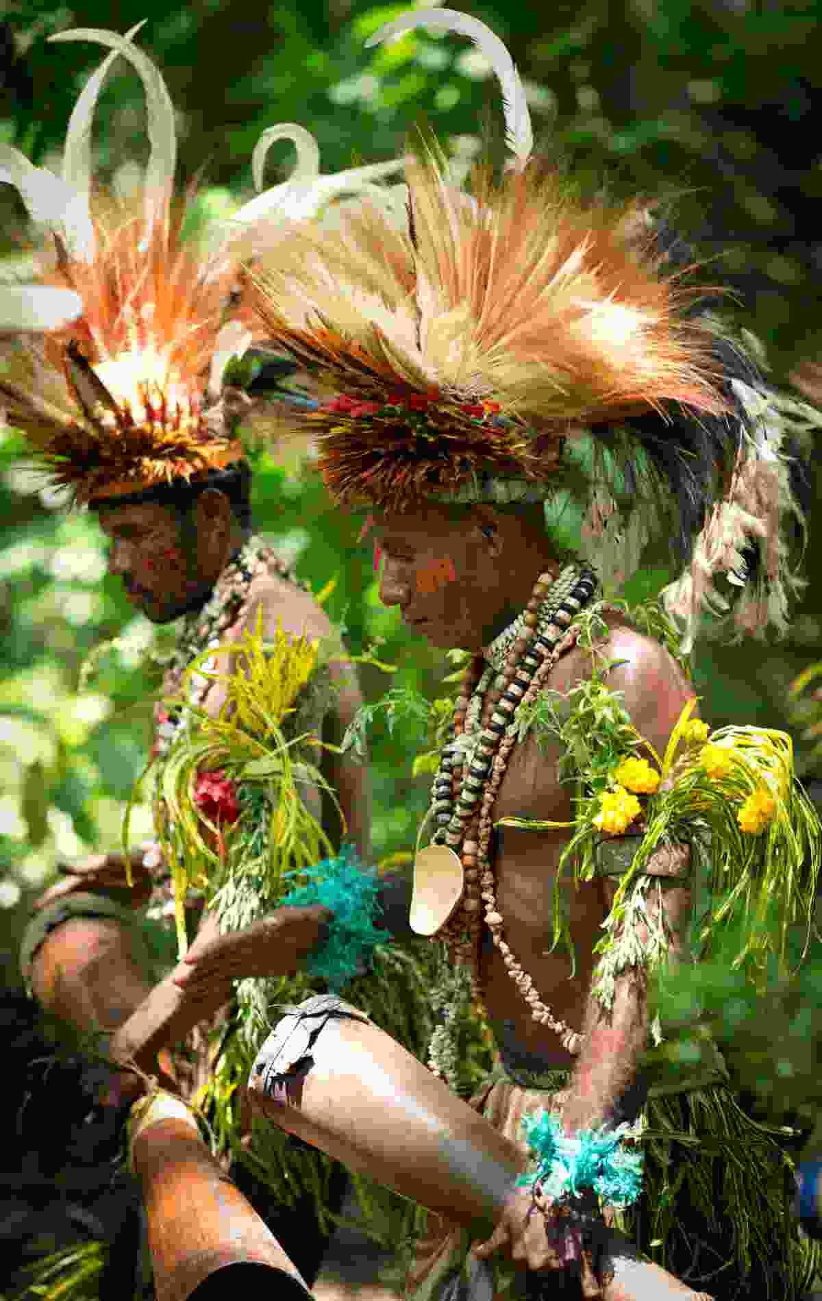 Tufi residents (PNGTPA)