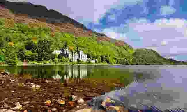 Kylemore Abbey in Connemara (Shutterstock)