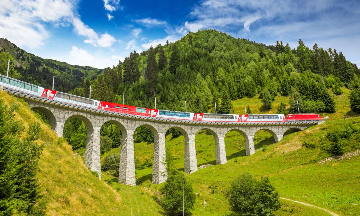 10 great train journeys you've (probably) never heard of