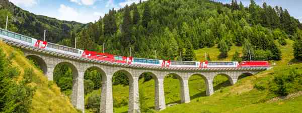 Rhaetian Railway (Dreamstime)
