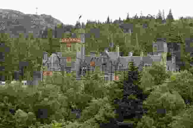 Duncraig Castle (Dreamstime)
