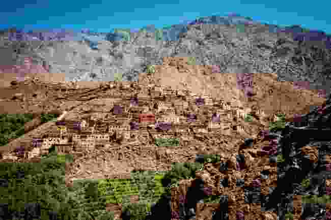 Imlil, a small village in the High Atlas, Morocco (Shutterstock)