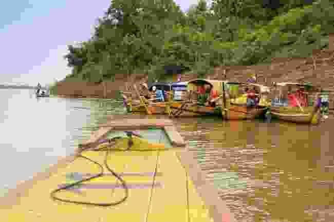 Kratie, Cambodia (Shutterstock)