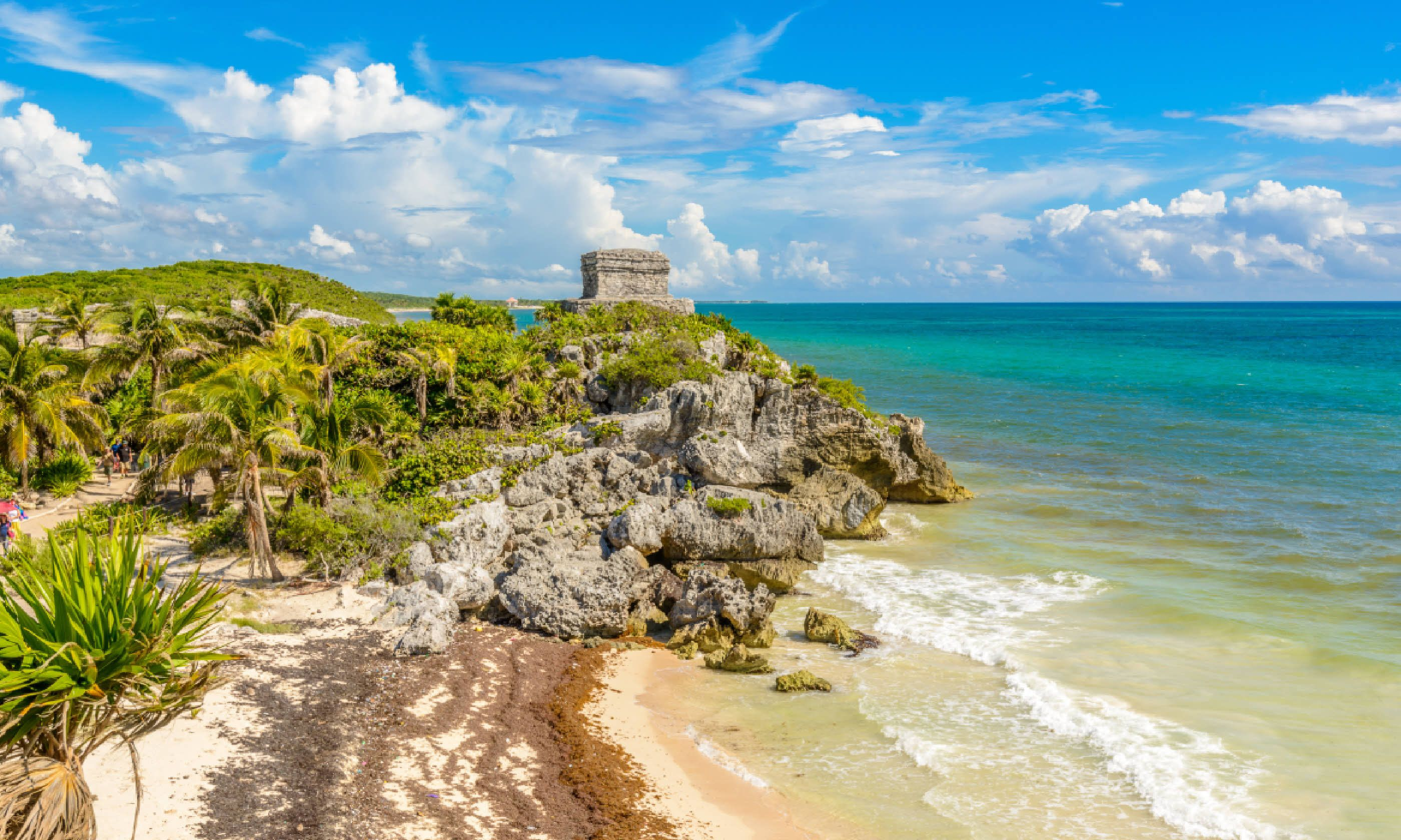 Mayan Ruins of Tulum (Shutterstock)