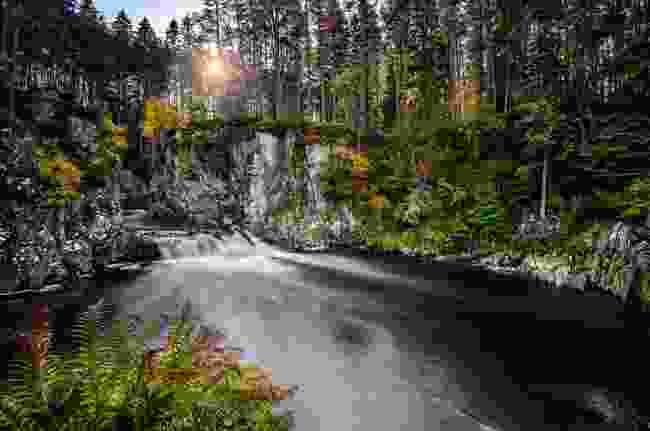 Pattack Falls (Dreamstime)