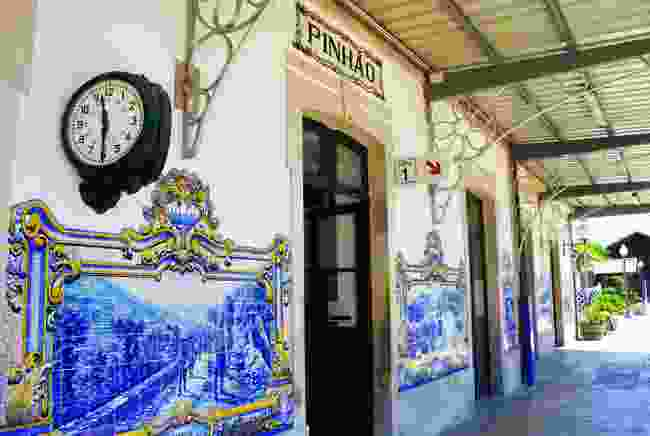 Pinhão Station, Portugal (Shutterstock)