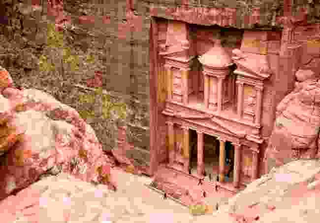 Petra's Treasury (Dreamstime)