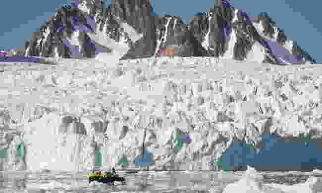 Exploring Spitsbergen (Acacia Johnson)
