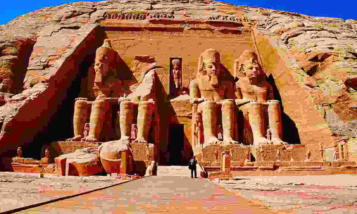 Egypt had previously fallen out of favour with travellers (Shutterstock)