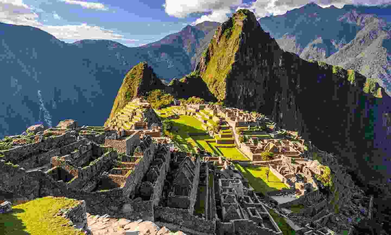Machu Picchu, Peru (Shutterstock)