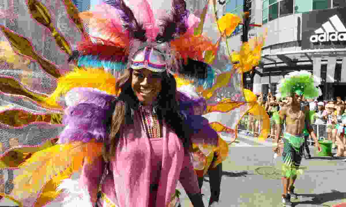 Join the festivities in Toronto (Dreamstime)