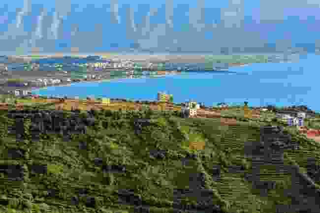 The coast of Orikum (Shutterstock)