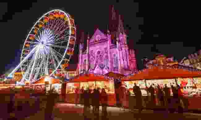 Place de la Réunion, Mulhouse (Shutterstock)