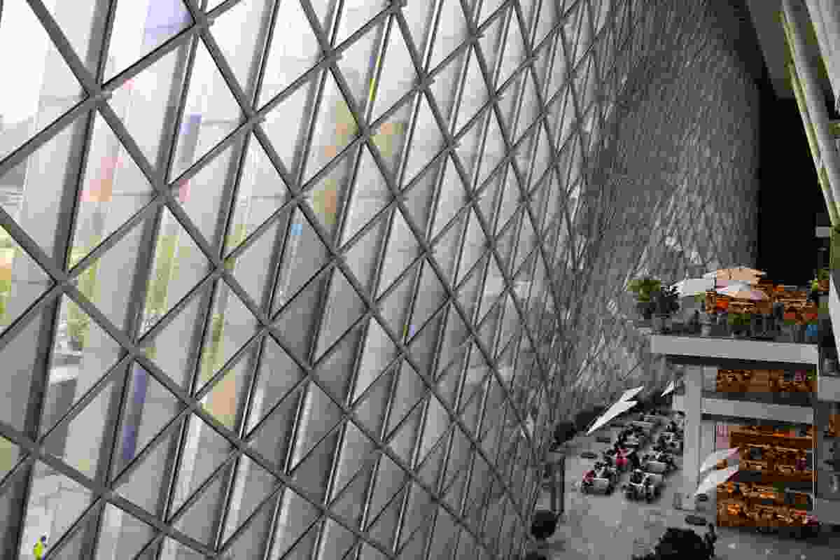 Inside Shenzhen Library (Shutterstock)