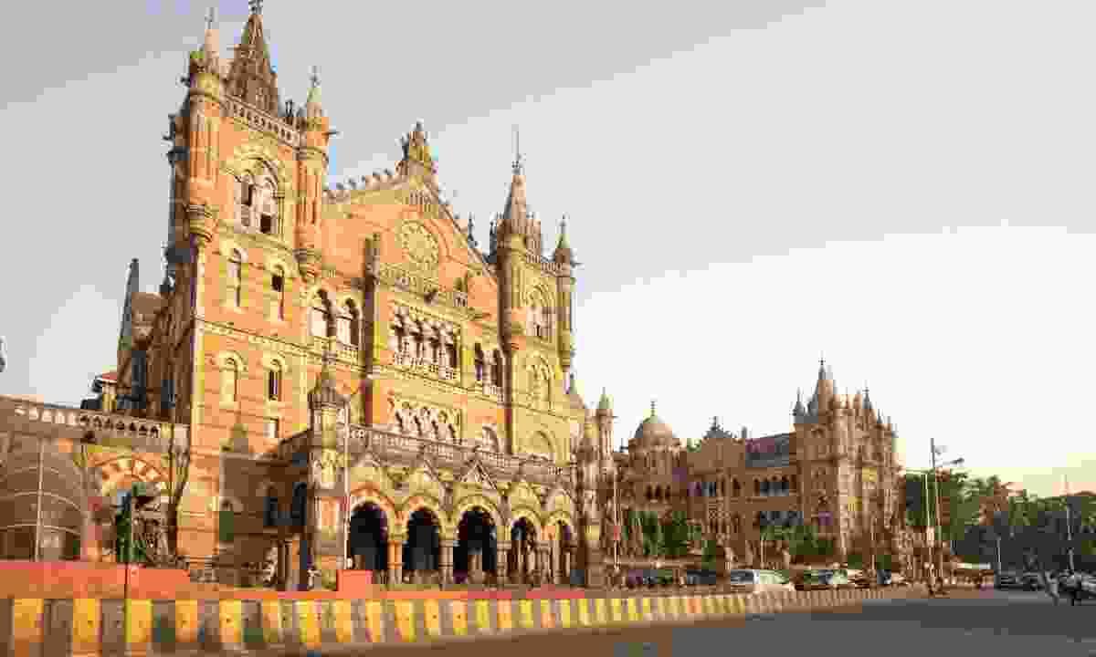 Chhatrapati Shivaji Terminus (Dreamstime)
