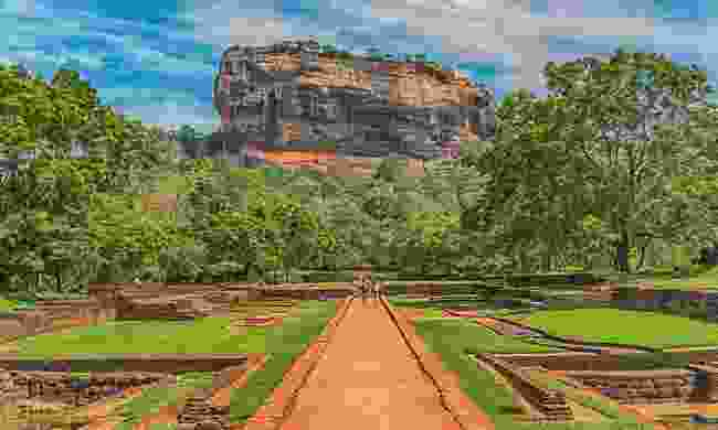 Lion Rockfortress in Sigiriya  (Shutterstock)