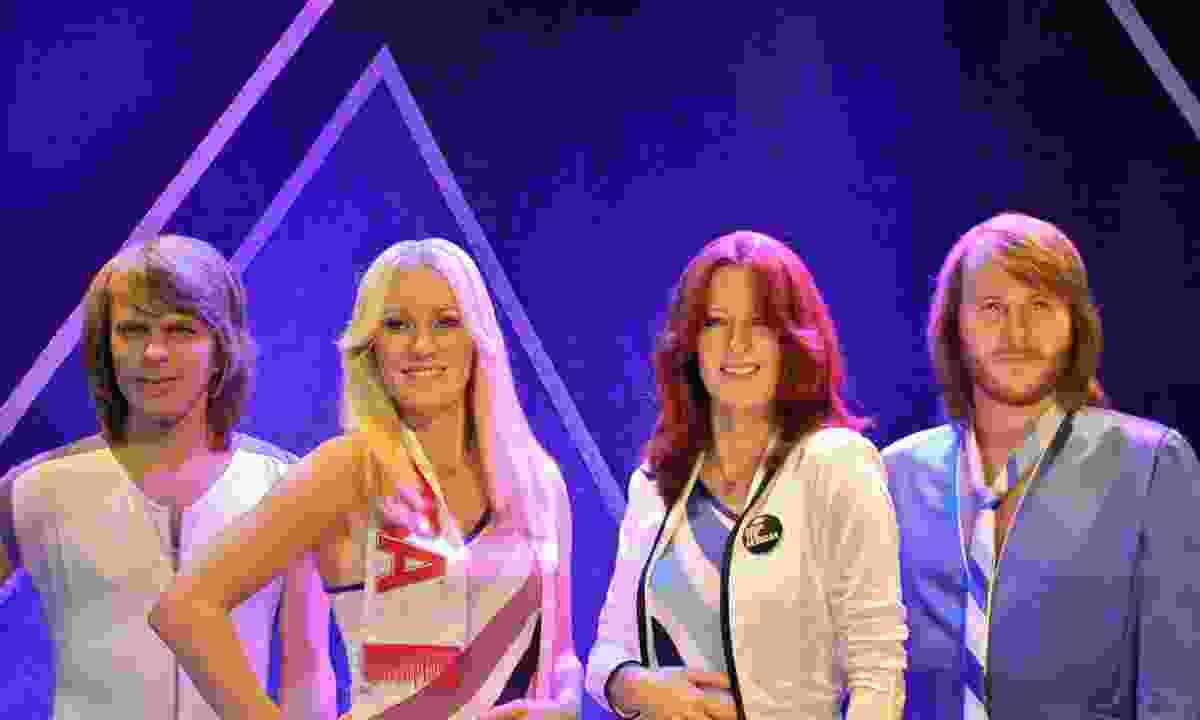 ABBA statues (Dreamstime)