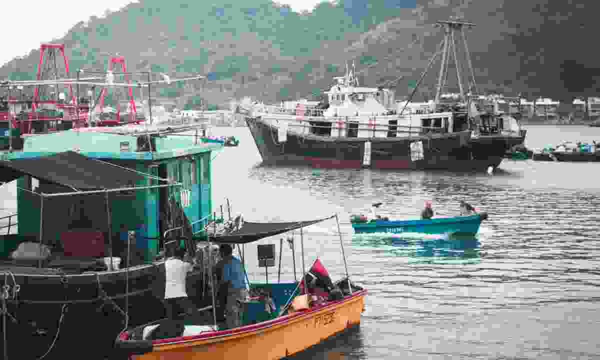 Fishing towns like Tai O and Sai Kung offer a world of seafood (Jordan Hammond / Hong Kong Tourism Board)
