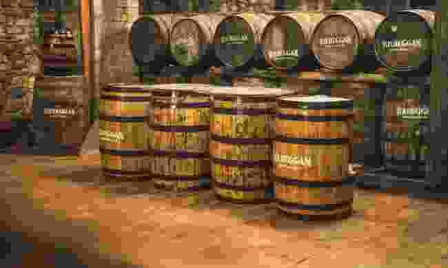 Kilbeggan Distillery (Simon Crowe)