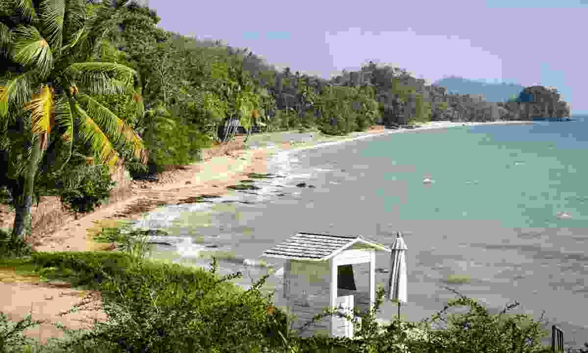 The beach below Cape Kudu (Christopher Roche)