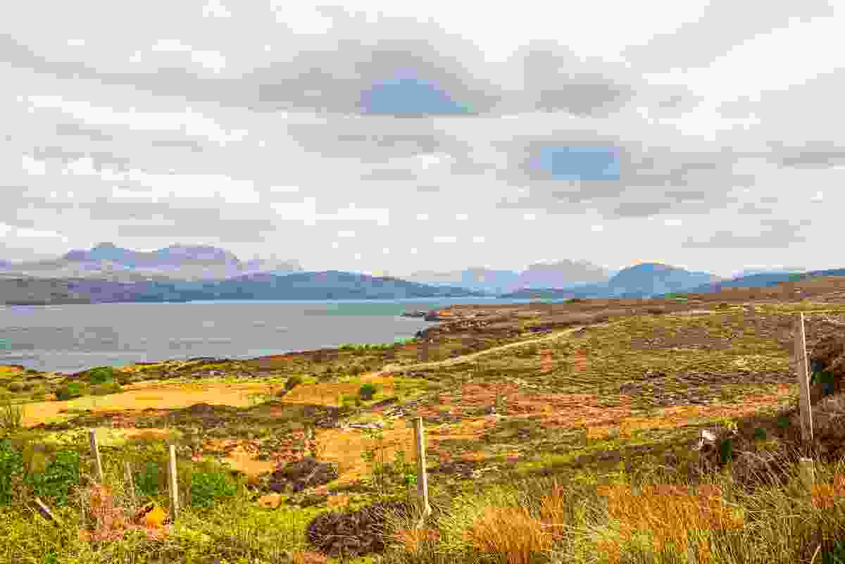 Wester Ross Coastal Trail is a prime spot for eagle spotting (Shutterstock)