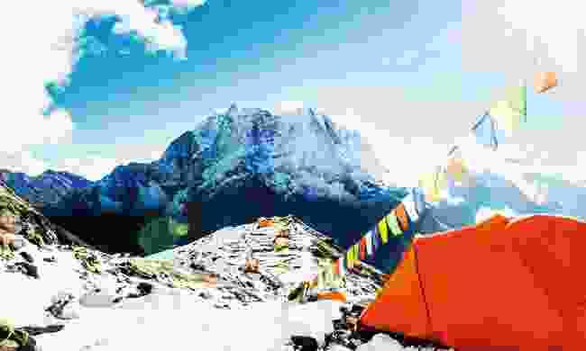Nepal trek route (Shutterstock)