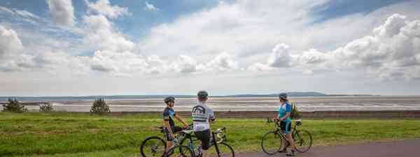 Cycling guide to Carmarthenshire, Wales