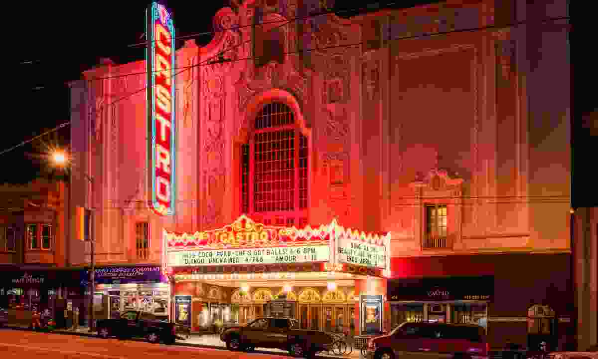 The Castro at night (Shutterstock)
