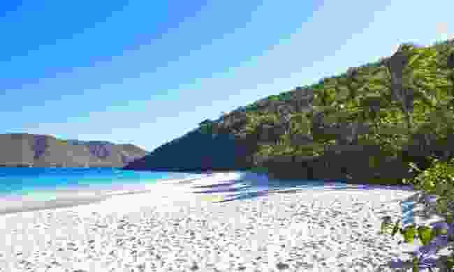 Cinnamon Bay, Saint John (Shutterstock)