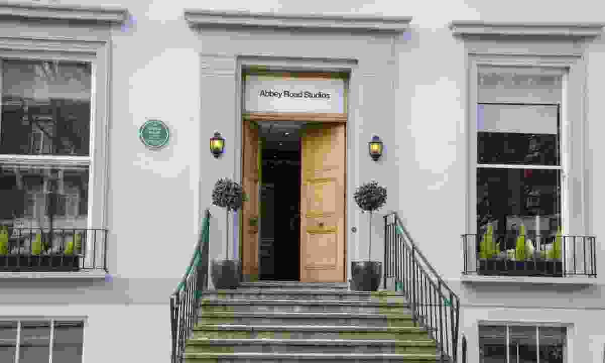 Abbey Road Studios, London (Dreamstime)