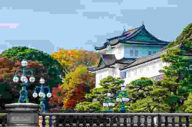 Imperial Palace Tokyo (Shutterstock)
