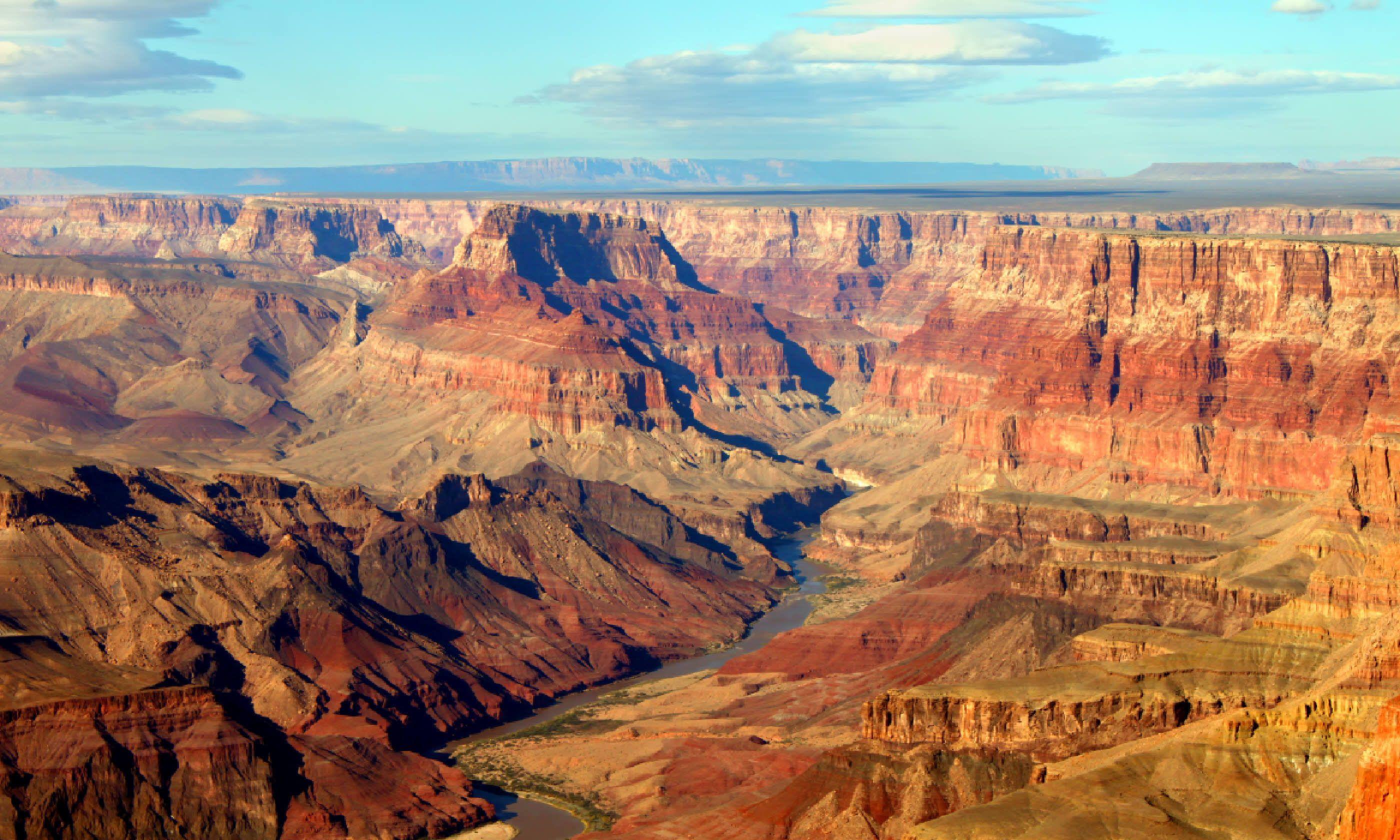 Grand Canyon National Park (Shutterstock)