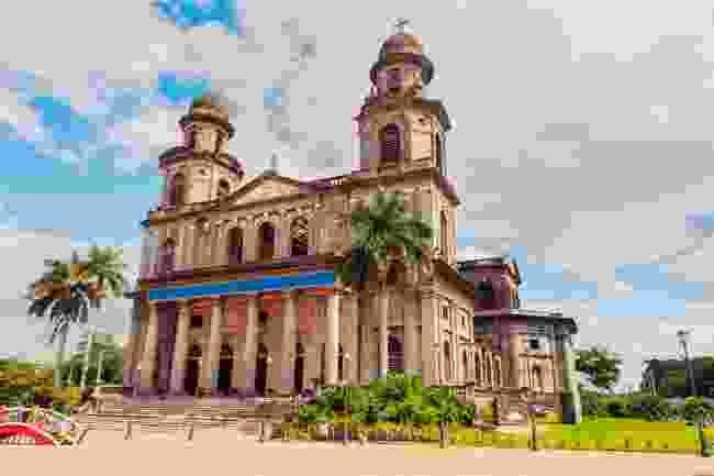 Old Cathedral of Managua, Nicaragua (Shutterstock)