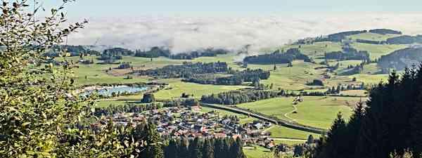 Bavarian landscapes