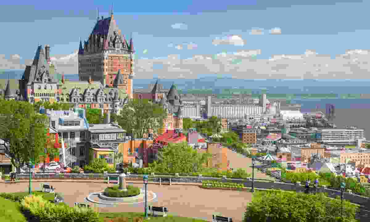Québec City (Shutterstock)