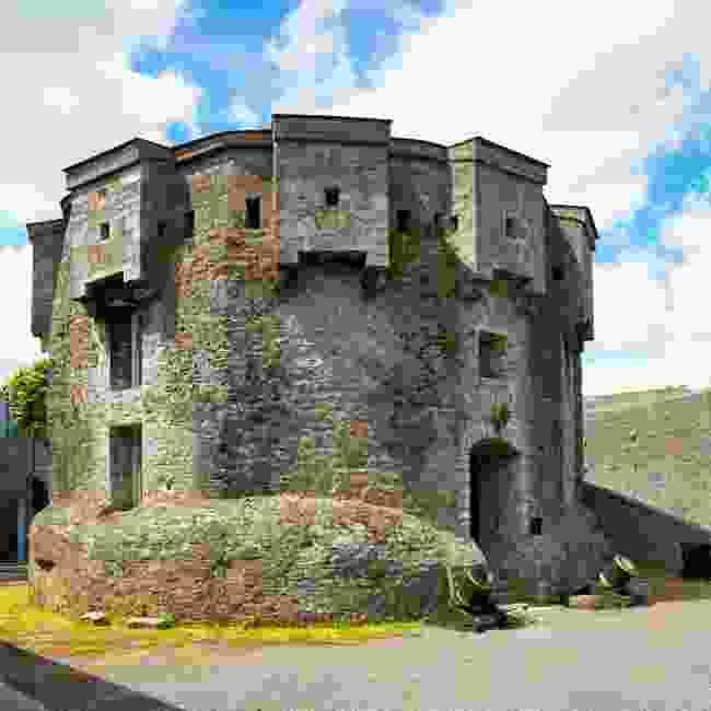 Athlone castle (Shutterstock)