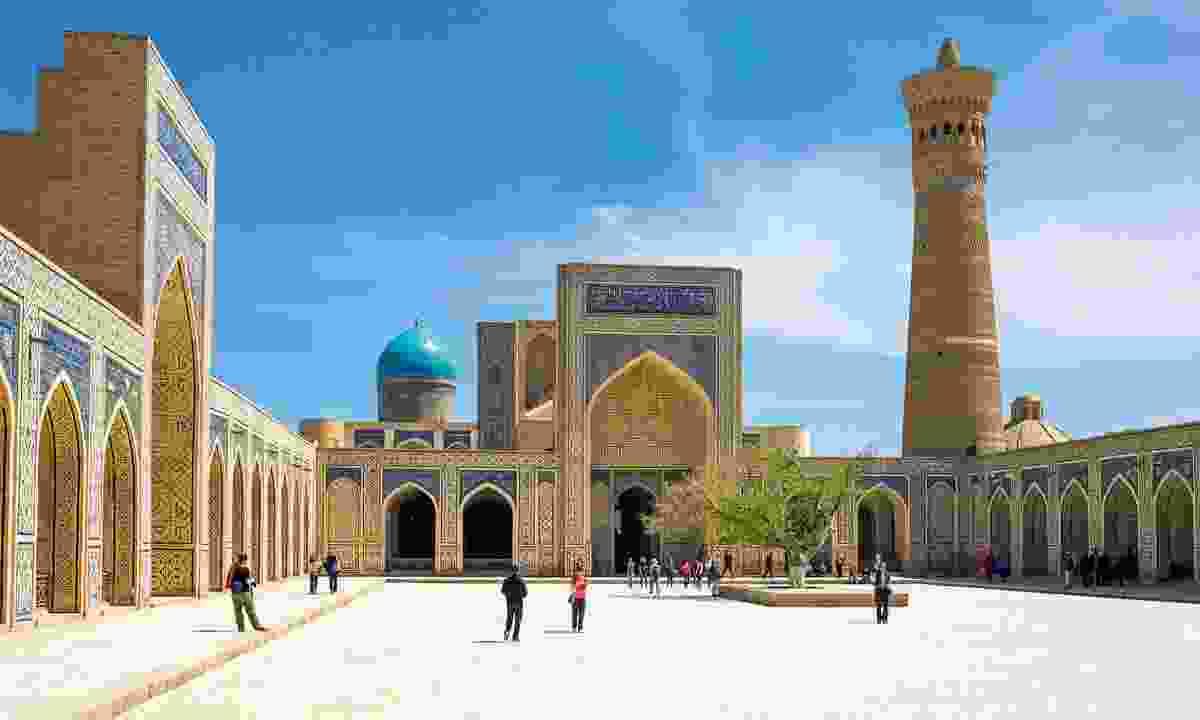 Kalon Minart, Uzbekistan (Dreamstime)