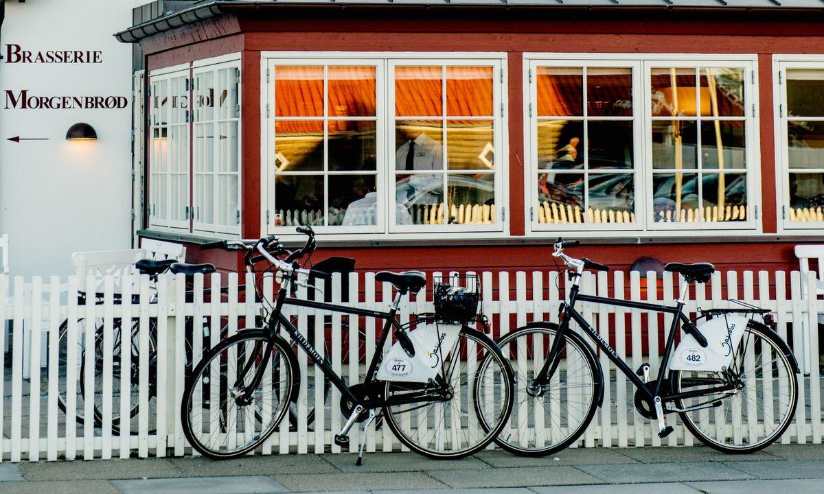 Bicycles in Aalborg (Mette Johnsen)