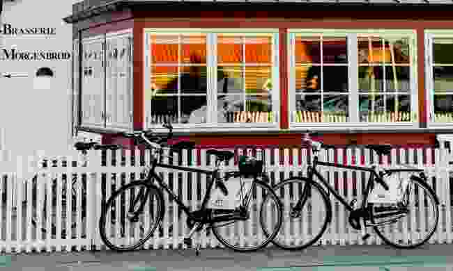 Bicycles in Aalborg (Mette Johnsen)