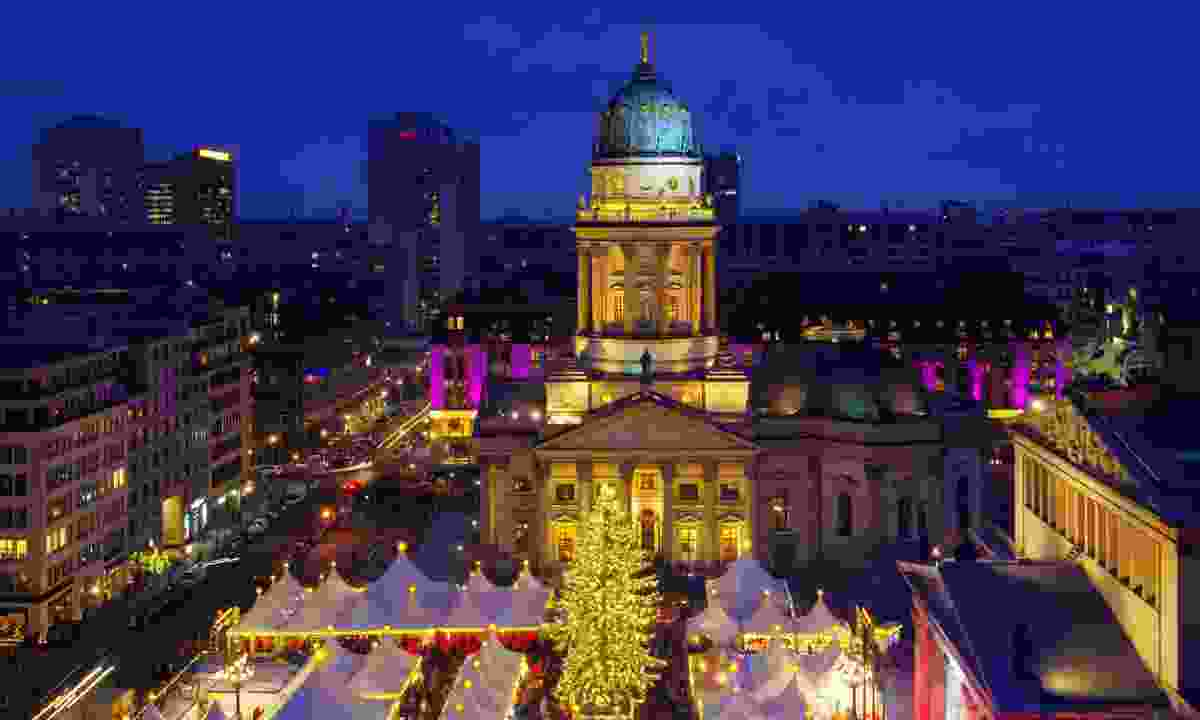 Berlin Christmas market (Dreamstime)