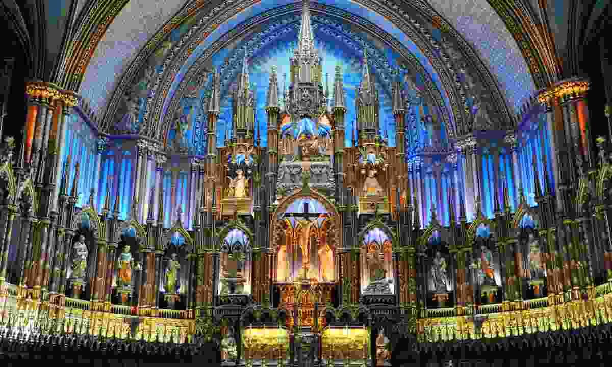 Notre-Dame Basilica (Dreamstime)