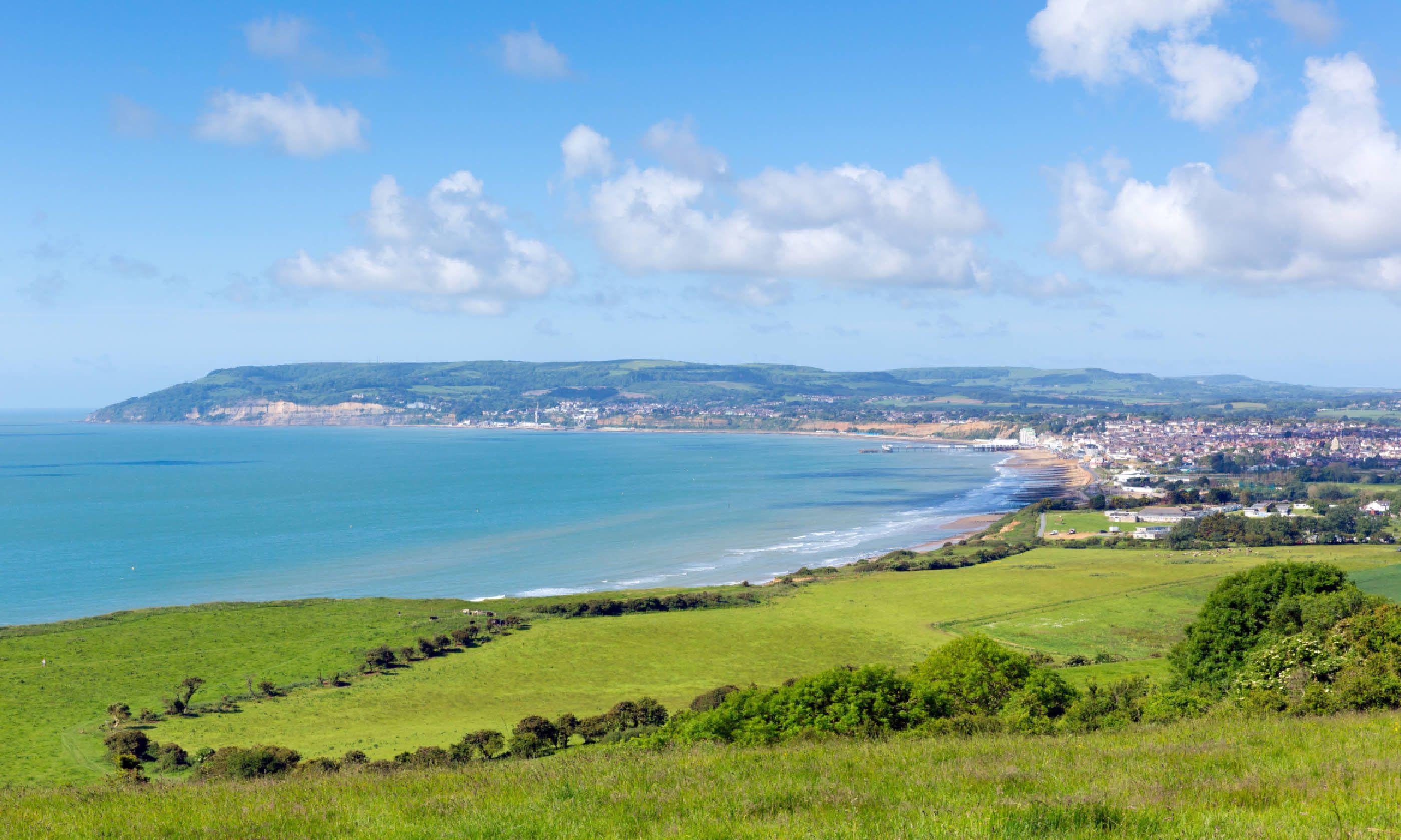Isle of Wight coast (Shutterstock)